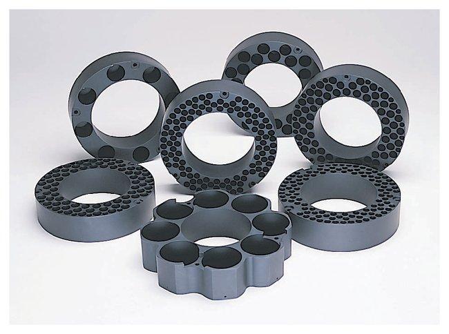 Labconco&trade;&nbsp;Probenblöcke für RapidVap&trade; Vakuum- und N<sub>2</sub>-Evaporationssysteme Für 69; 16mm Röhrchen; bis 23ml Labconco&trade;&nbsp;Probenblöcke für RapidVap&trade; Vakuum- und N<sub>2</sub>-Evaporationssysteme
