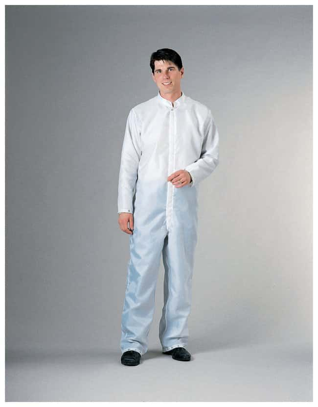 Worklon™ Reusable Polyester Cleanroom Coveralls