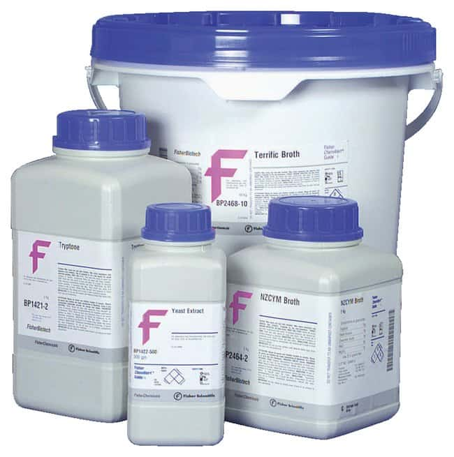 Fisher BioReagents™Microbiology Media Additives: Tryptone