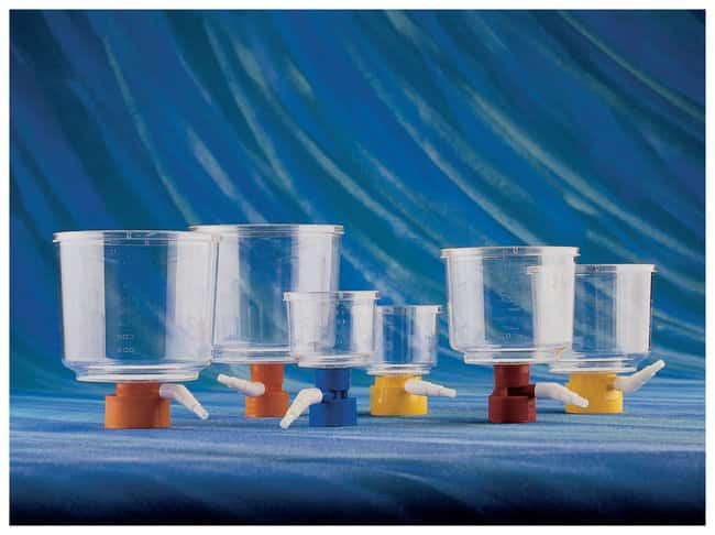 Corning™ Disposable Sterile Bottle-Top Filters with 0.22μm Membrane Cellulose Acetate; 500 mL; 45 mm; 0.22 μm Corning™ Disposable Sterile Bottle-Top Filters with 0.22μm Membrane