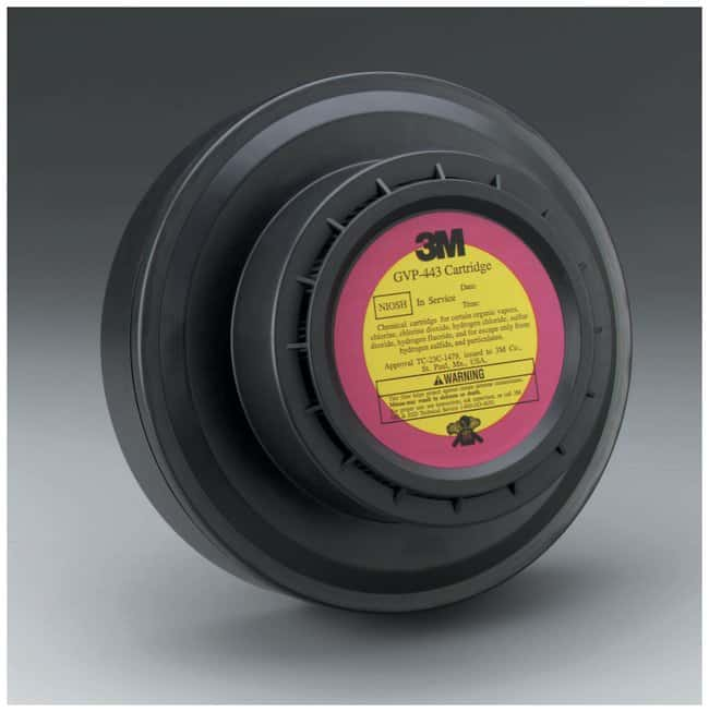 3M™ Belt-Mounted and Vehicle-Mounted PAPR System Accessory, Cartridges