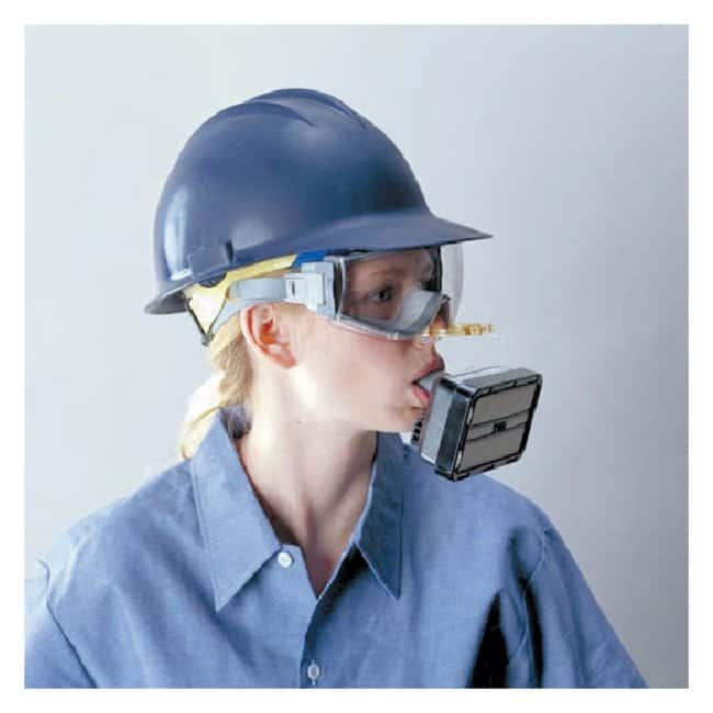 Scott Safety Speed-Evac Mouthbit Respirator Cartridge: acid gas; Includes
