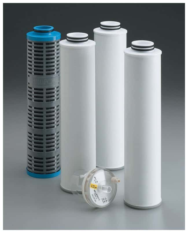 Merck™ Cartridges and Kits for Milli-Q™ Bowl-Style Water Purification Systems: Water Purification Filters and Cartridges Water Purification