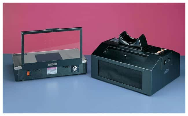 Spectroline Ultraviolet Viewing Cabinets Large Cabinet; Without UV lamp:Life