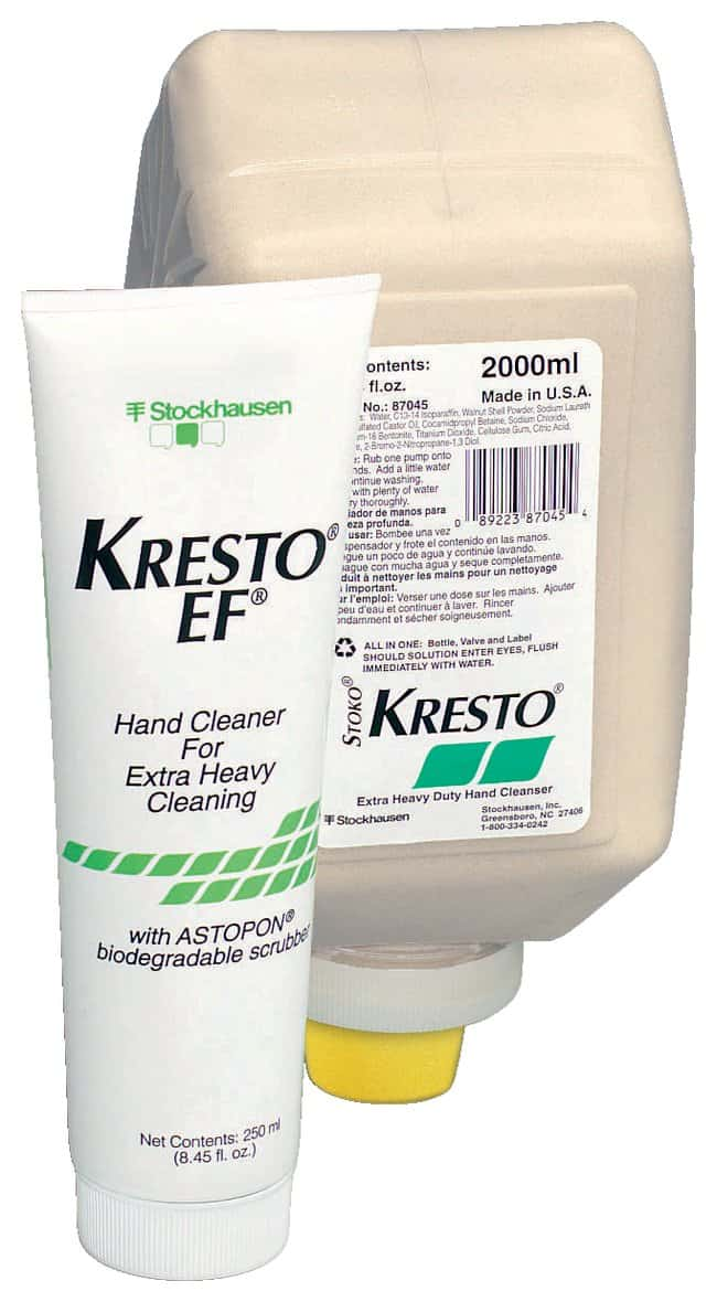 Stoko Kresto Classic Cleanser 2000mL One-Pump:Gloves, Glasses and Safety
