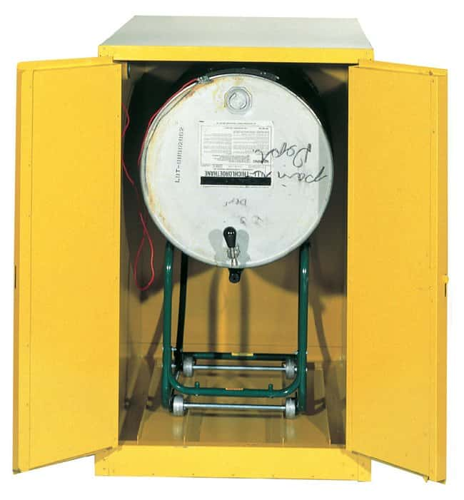 Eagle Drum Storage Cabinets:Gloves, Glasses and Safety:Hazardous Materials