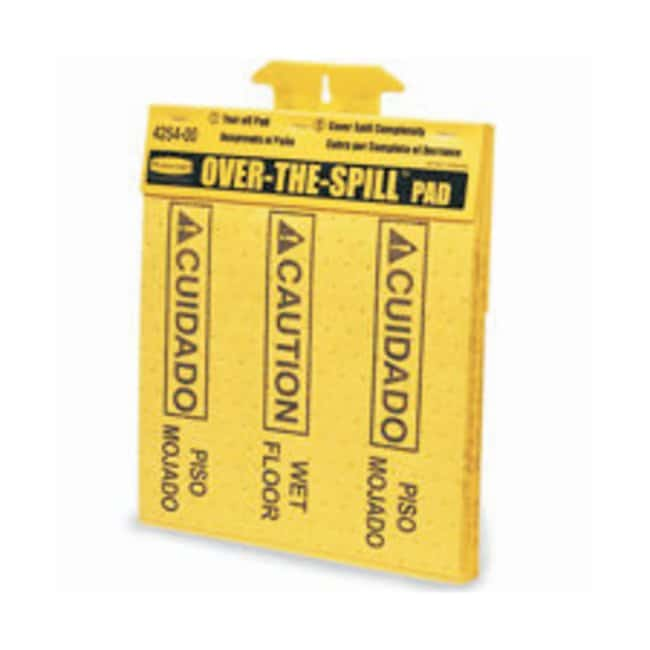 Rubbermaid Over-the-Spill System:Gloves, Glasses and Safety:Spill Control