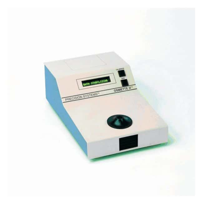 Precision Systems Osmette II and Osmette III Osmometers:Spectrophotometers,