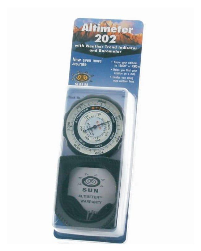 GLOBE Program Equipment Altimeter/barometer:Education Supplies