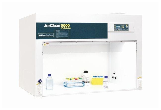 AirClean™ SystemsPolypropylene Horizontal Laminar Flow Clean Bench