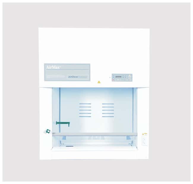 AirClean SystemsAirMax Polypropylene Total Exhaust Fume Hoods:Laboratory