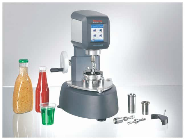 Thermo ScientificHAAKE Viscotester iQ Rheometer Application Packages Application