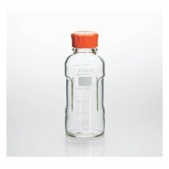 PYREX  Slim Line Round Media Storage Bottles