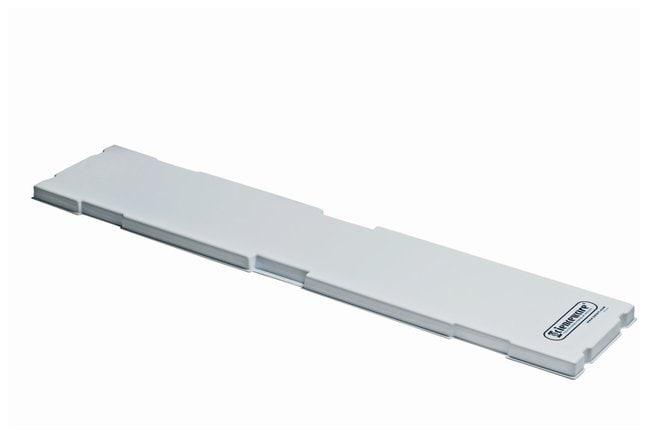Bel-Art™SP Scienceware™ Modular Ultra-Low Five-Box Freezer Racks Top cover; 68.9 x 14.9 x 1.7cm Bel-Art™SP Scienceware™ Modular Ultra-Low Five-Box Freezer Racks