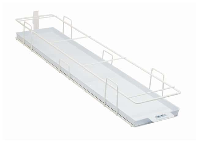 Bel-Art™ SP Scienceware™ Modular Ultra-Low Five-Box Freezer Racks White rack Bel-Art™ SP Scienceware™ Modular Ultra-Low Five-Box Freezer Racks