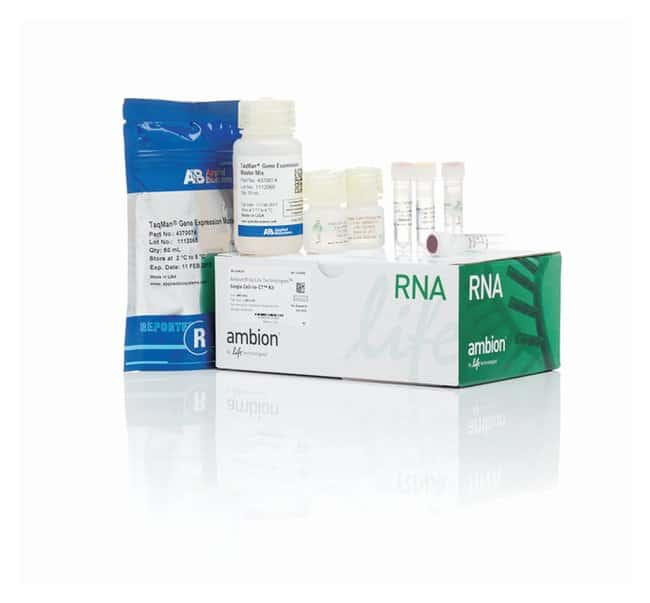 Invitrogen™Single Cell-to-CT™ qRT-PCR Kit: Biochemicals and Reagents Life Sciences