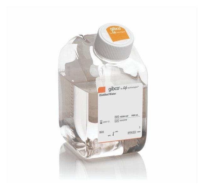 Gibco™Distilled Water: Wasser Chemicals