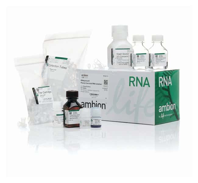 Invitrogen™ RNAqueous Total RNA Isolation Kit: Biochemicals and Reagents Life Sciences