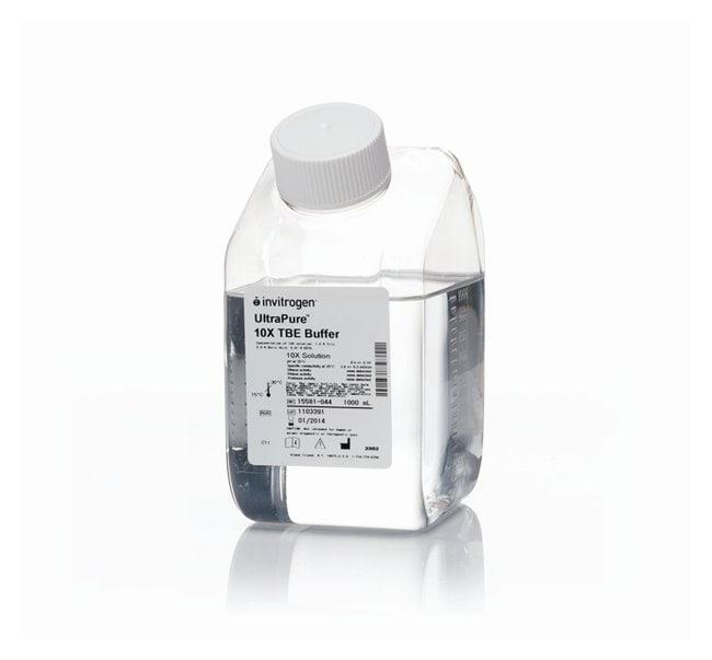 Invitrogen™Tampon TBE UltraPure™, 10X: Bioréactifs Sciences de la vie