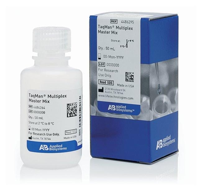 Applied Biosystems™TaqMan™ Multiplex Master Mix: Bioreagents Chemicals