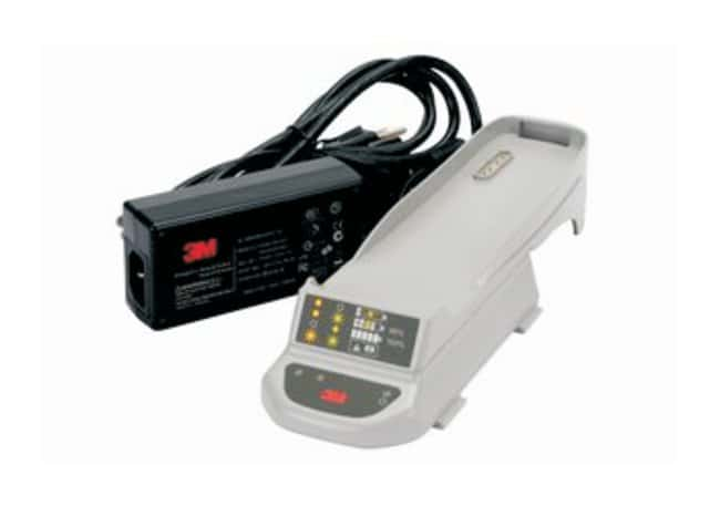 3M™ Versaflo™ TR-600/800 Series PAPR Accessory, Battery Charger Cradle TR-640 Battery Charger Cradle TR-640 PAPR Power Sources