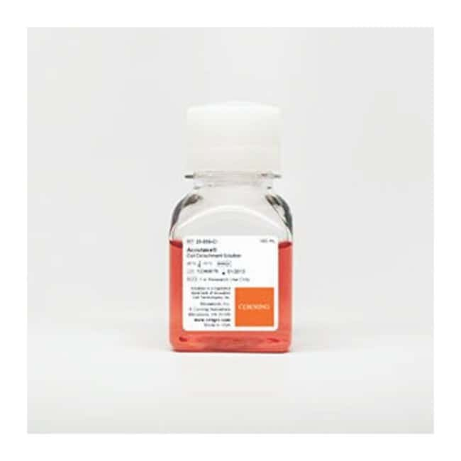 Corning™ Accutase™ Cell Detachment Solution Cell detachment solution; 1 x 100mL Contaminant Detection and Removal Reagents