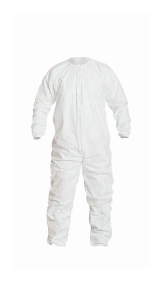 DuPont Tyvek IsoClean Series 253 Coveralls, Bulk Large:Gloves, Glasses
