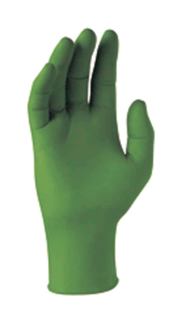 Kimberly-Clark Professional Forest Green Nitrile Powder-Free Exam Gloves