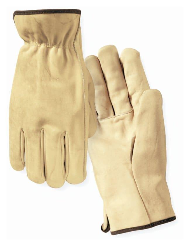 Wells Lamont Bronze Grain Leather Driver Gloves Medium:Gloves, Glasses