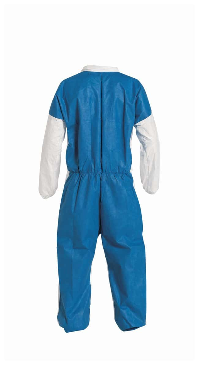 DuPont Tyvek 400 Dual 125 Series Coveralls 3X-Large; collar:Gloves, Glasses