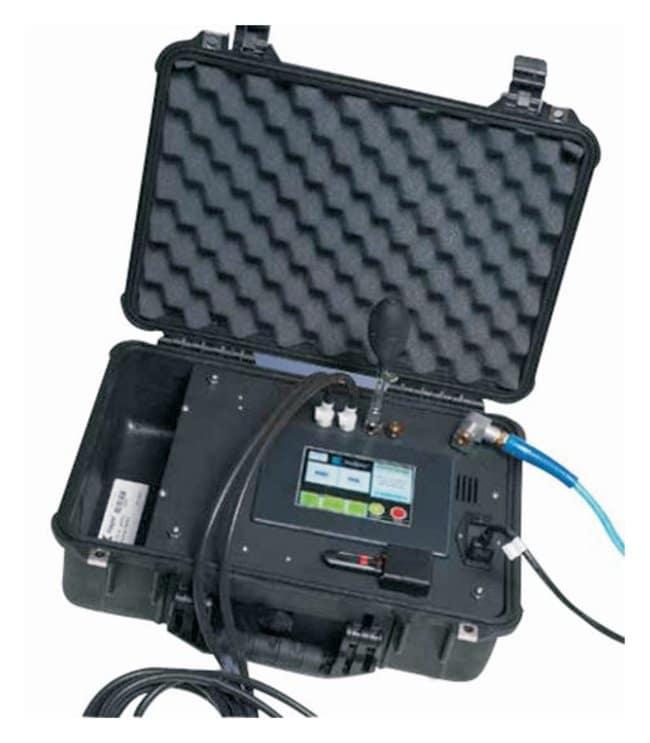 Kappler Automated Digital Pressure Test Kit Digital Pressure Test Kit:Gloves,