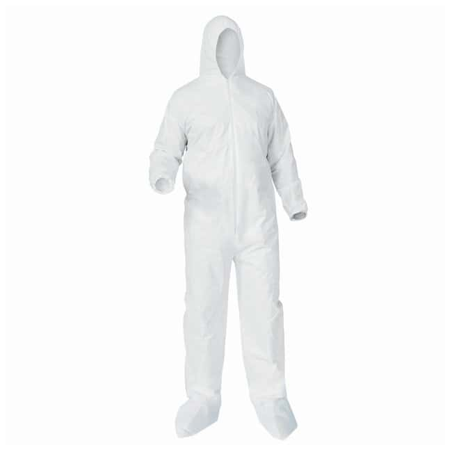 Kimberly-Clark Professional™ KleenGuard™ A35 Liquid and Particle Protection Coveralls