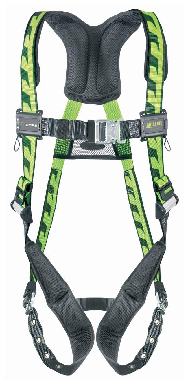 Honeywell Miller AirCore Steel Harnesses w/Side D-rings, quick-connect