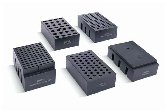 Fisherbrand™ Blocks for Fisherbrand™ Isotemp™ Digital Dry Baths/Block Heaters-Mixed Blocks Mixed block 30 x 0.5mL and 20 x 0.2mL Fisherbrand™ Blocks for Fisherbrand™ Isotemp™ Digital Dry Baths/Block Heaters-Mixed Blocks
