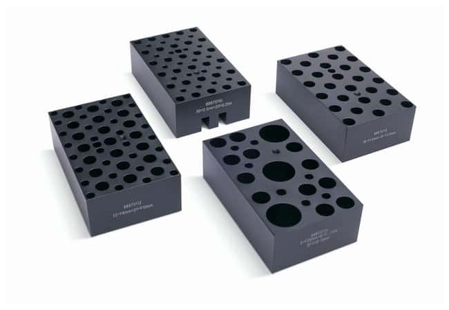 Fisherbrand™ Blocks for Fisherbrand™ Isotemp™ Digital Dry Baths/Block Heaters: Incubators Incubators, Hot Plates, Baths and Heating