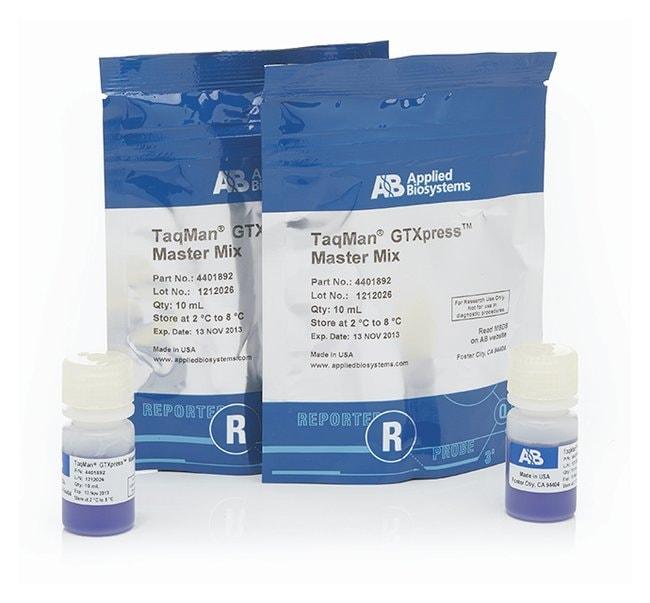 Applied Biosystems TaqMan GTXpress Master Mix :Life Sciences:Biochemicals