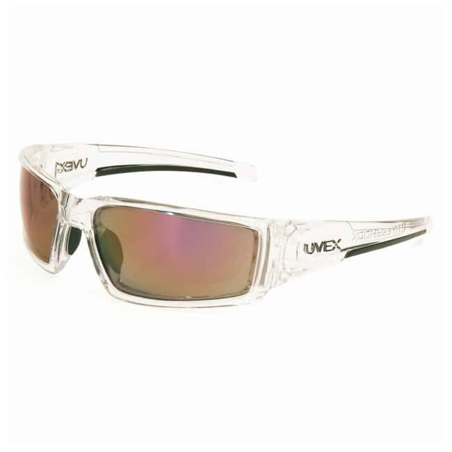 Honeywell Safety Products Uvex Hypershock Safety Eyewear Frame color: Clear