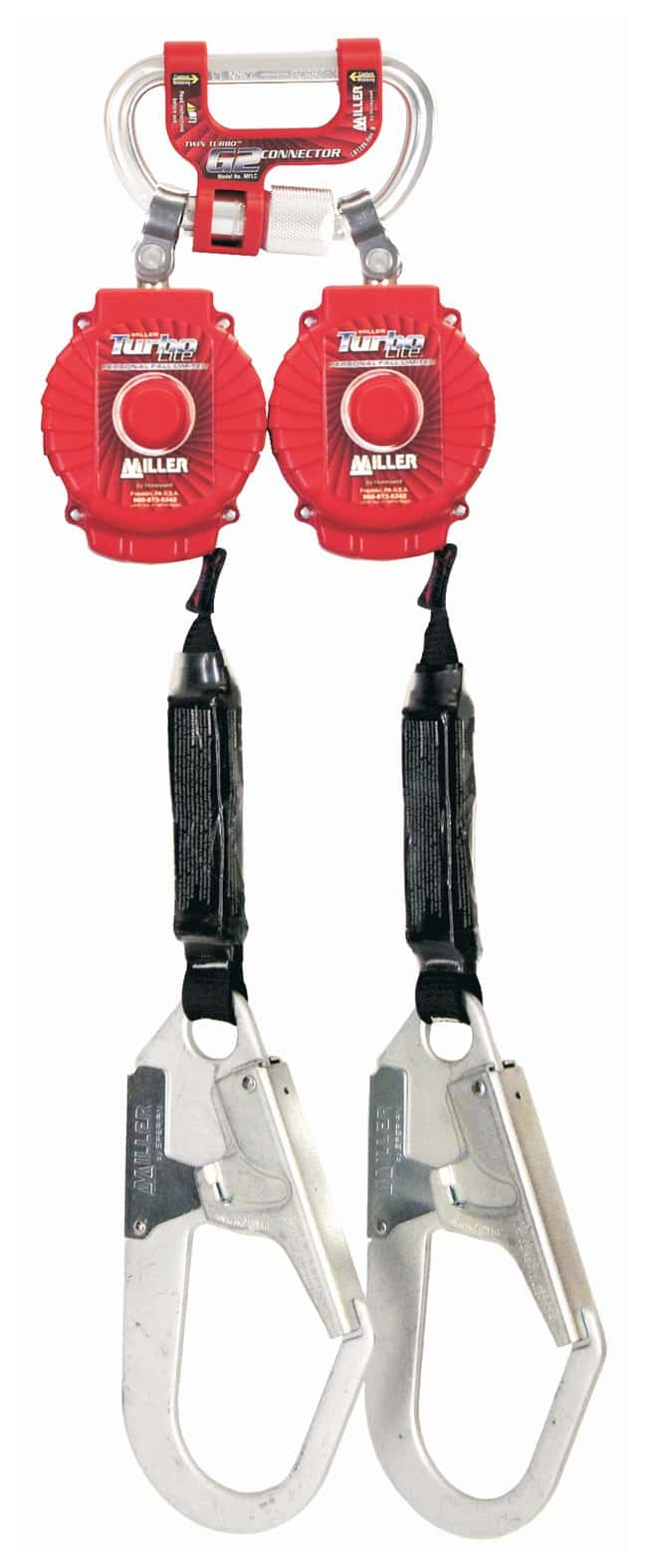 Honeywell Miller Twin Turbo Fall Protection System with Twin Turbo G2 Connector
