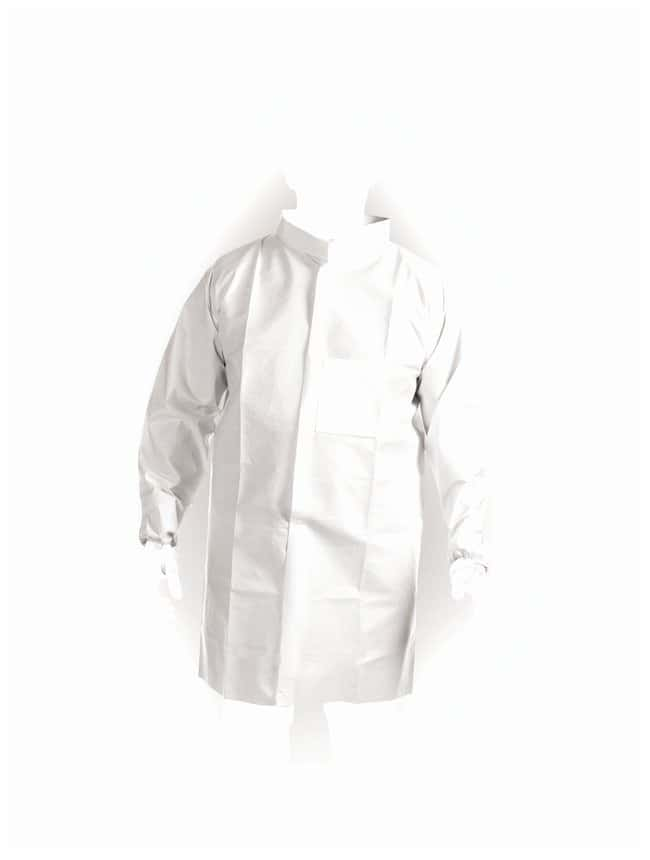 Kimberly-Clark Professional Kimtech Pure A7 Cleanroom Lab Coat 4X-Large:Gloves,