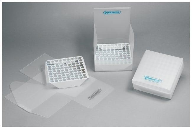 Bel-Art™SP Scienceware™ Pop-Up Freezer Boxes 2 in. freezer box and 81-place divider Bel-Art™SP Scienceware™ Pop-Up Freezer Boxes