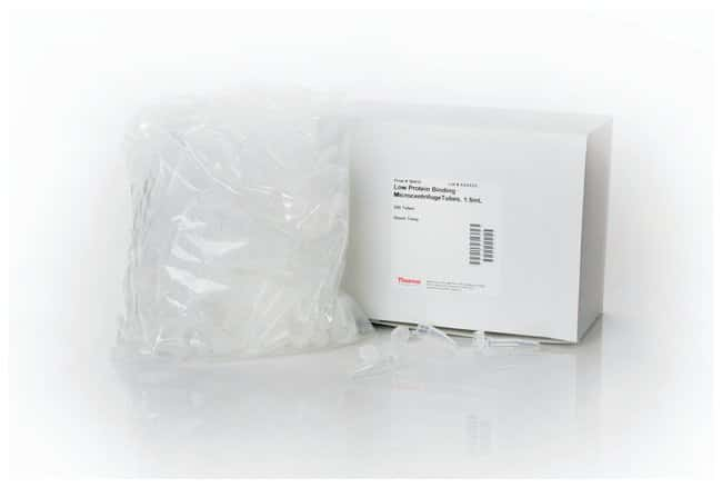 Thermo Scientific™ Low Protein Binding Collection Tubes, 1.5 mL: Protein Purification Protein Extraction and Purification