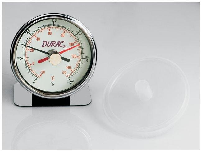 H-B InstrumentDurac Maximum-Registering Autoclavable Bimetal Thermometer: