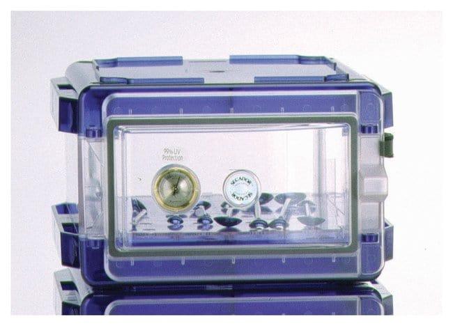 Bel-Art SP Scienceware Secador Standard Desiccator Cabinets: Horizontal