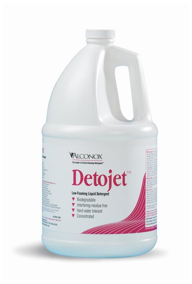 AlconoxDetojet Low-Foaming Liquid Detergent Case of 4 x 3.8L (4 x 1 gal.):Laboratory
