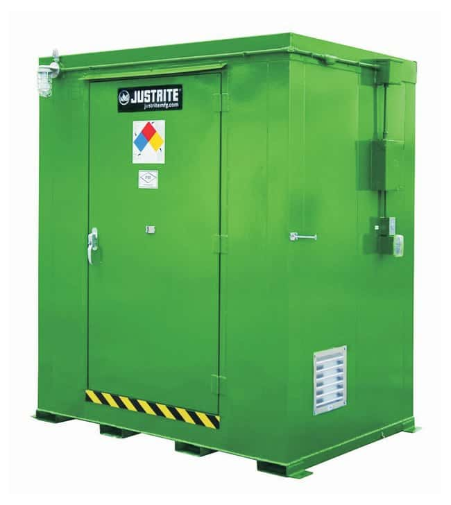 Justrite Agri-Turf Outdoor Safety Lockers Interior Volume: 1.5m<sup>3</sup>