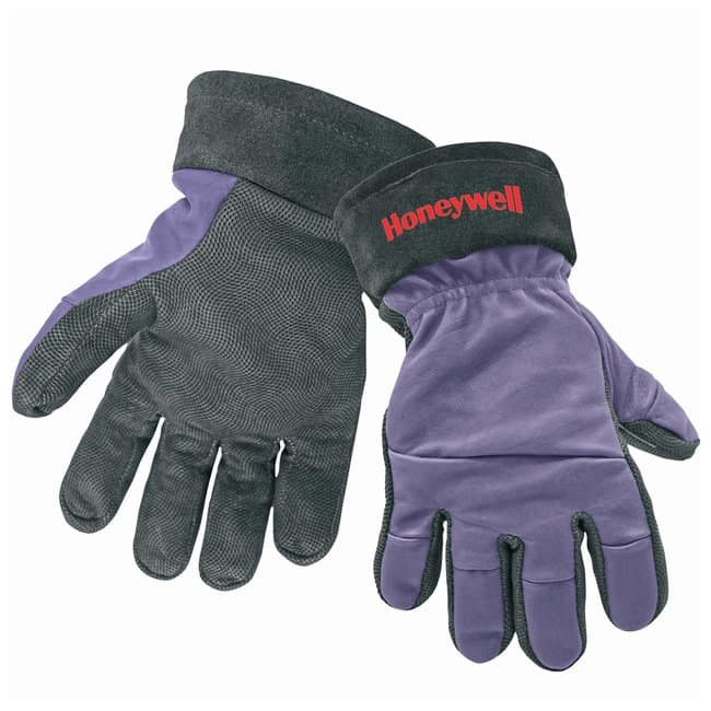 Honeywell Kangaroo Leather Super Gloves Gauntlet; Large:First Responder
