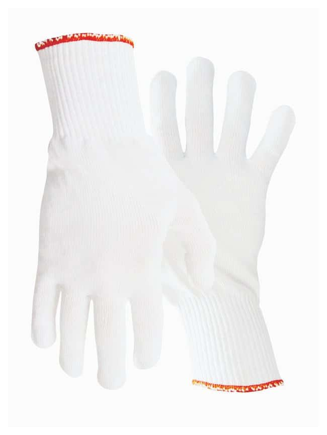 Wells Lamont Scepter Polyester and Wire Cut-Resistant Glove Liners  Medium