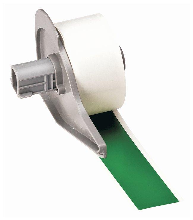 Brady™Vinyl Tapes (B-595) for BMP71 Printer Green; Size: 15.24m x 2.54cm (50 ft. x 1 in.) Brady™Vinyl Tapes (B-595) for BMP71 Printer