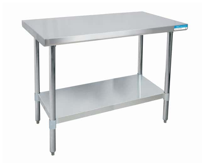 Diversified Woodcrafts™Stainless-Steel Tables