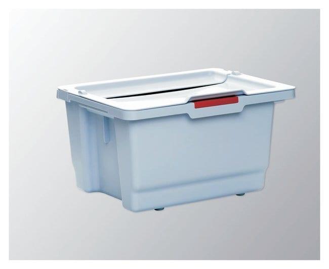 Vileda Professional CE Trolley Pre-Mop Box Pre-Mop Box:Gloves, Glasses